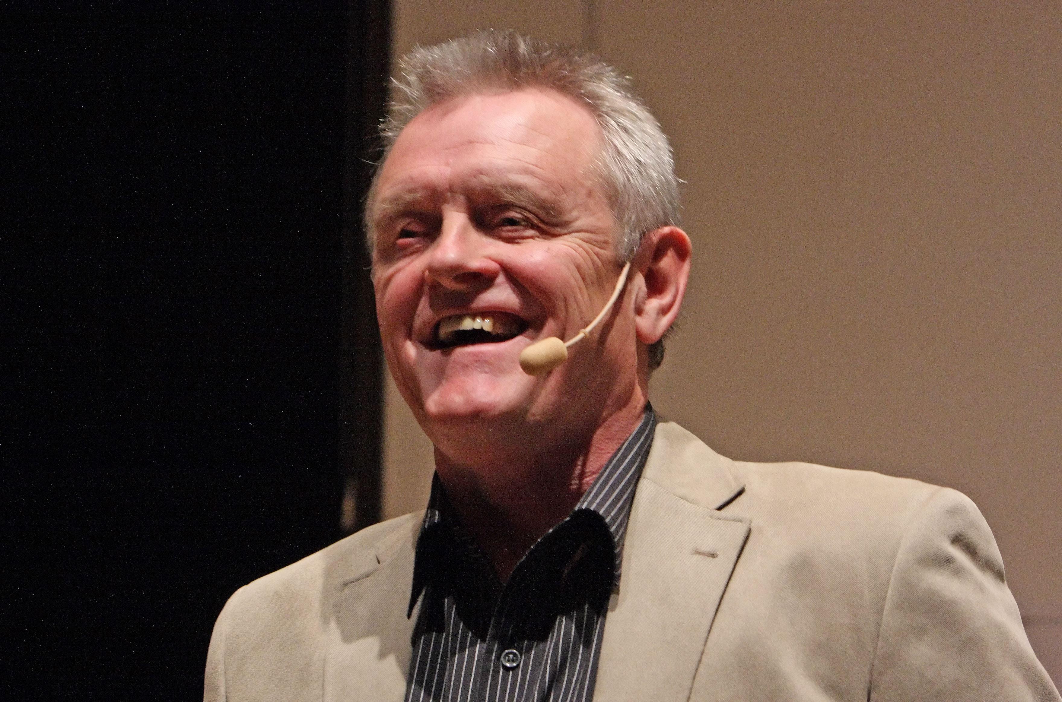 Storseans med Terry Evans
