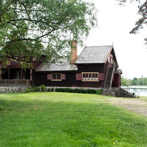 Linda Sjunnesson,  © Visit Blekigne, The cottage of Forneboda