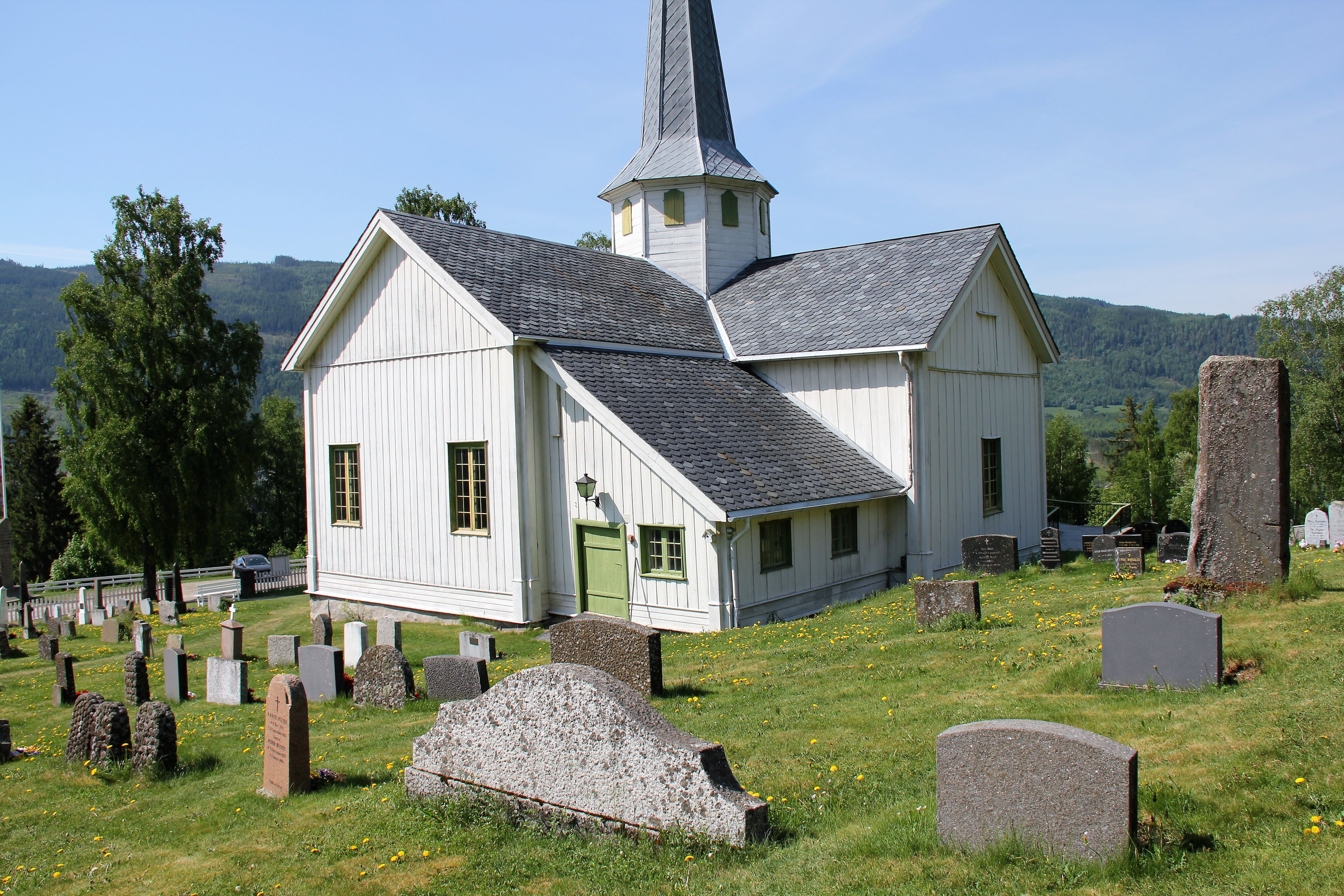 Øyer kirke