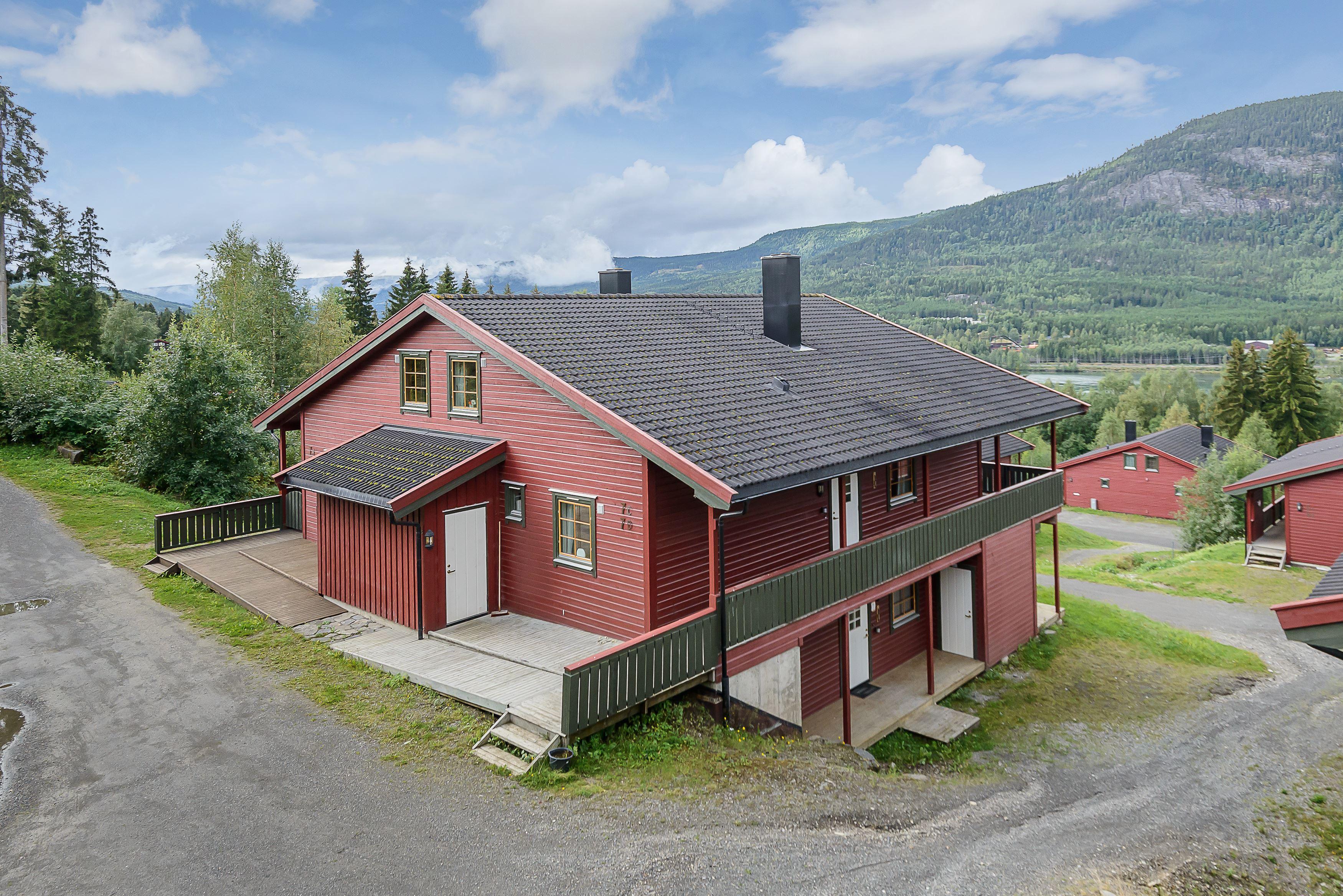 Hotell, leiligheter, hytter og camping i Hafjell Hunderfossen