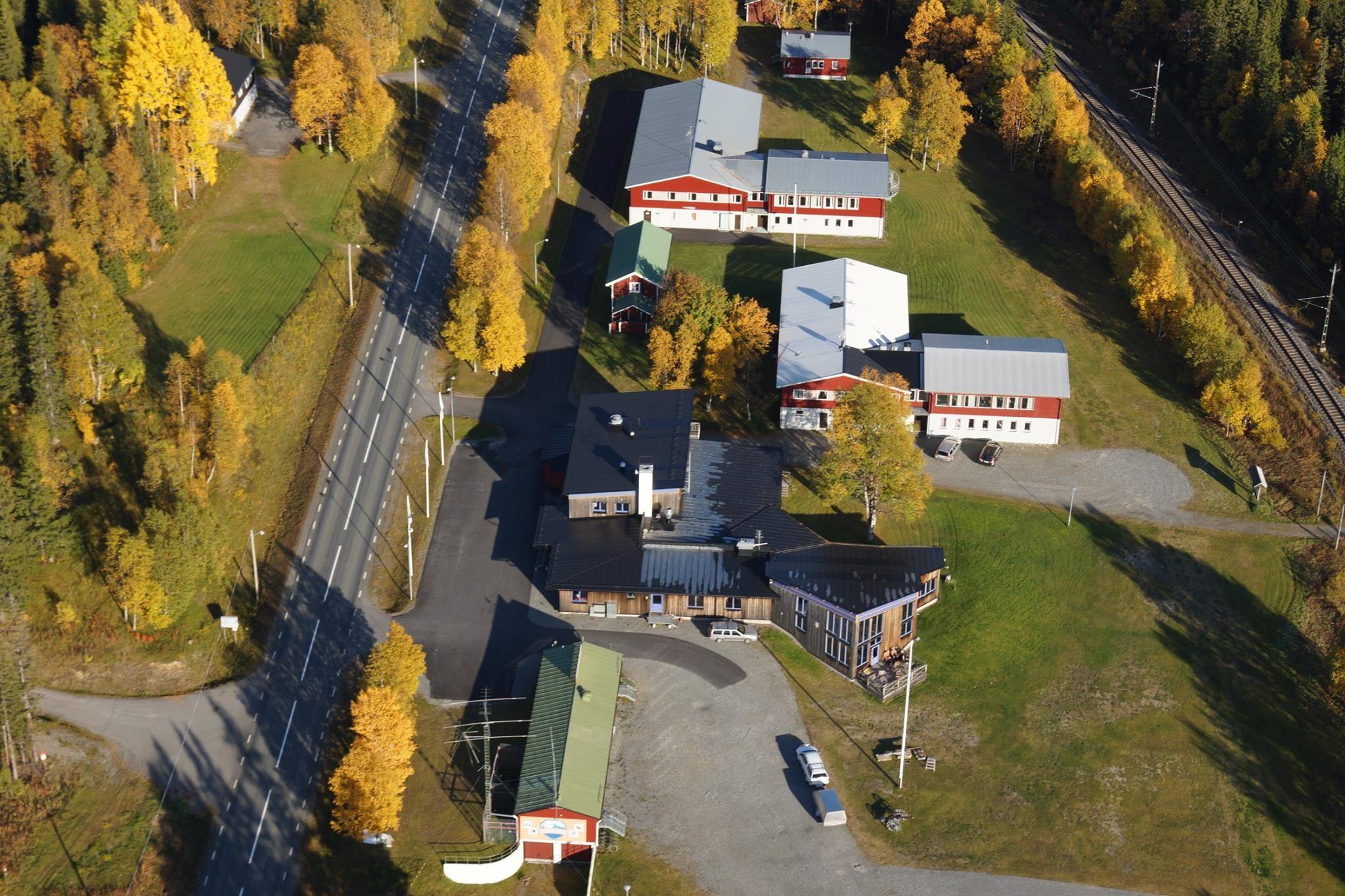 Camp Ånns hotellrum