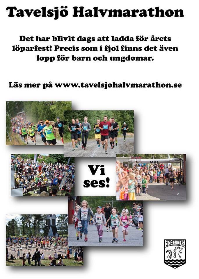 Tavelsjö Halvmarathon