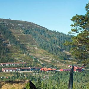 Sälenhornet Resort, Ranchen storstuga
