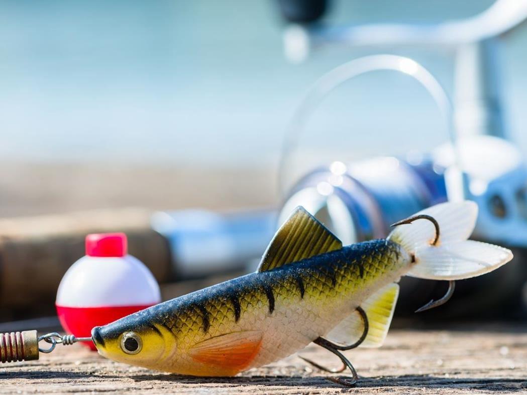 © Mostphotos, Fiska i Lillabborrtjärnen, Vindeln