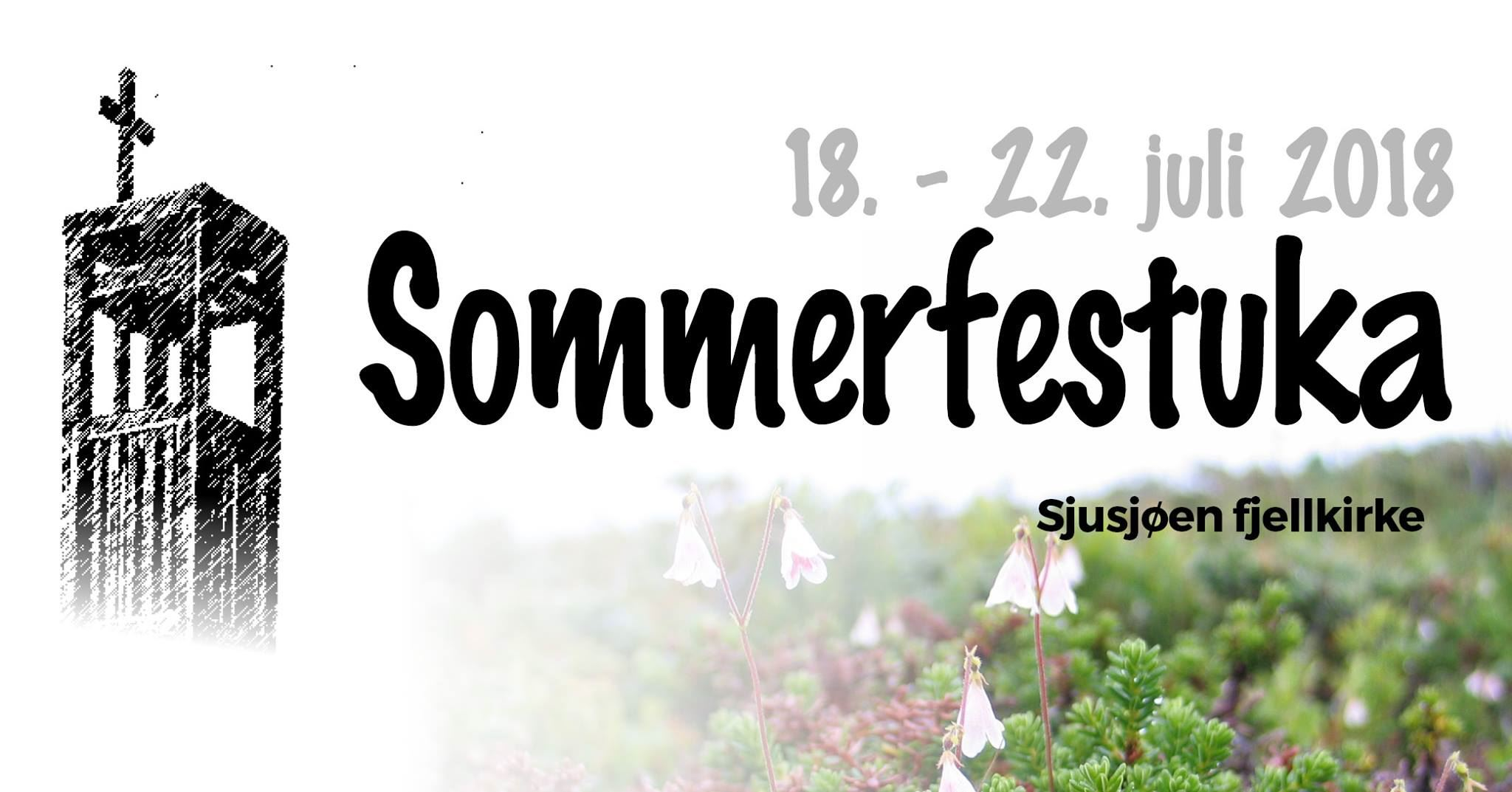 Summer week Sjusjøen