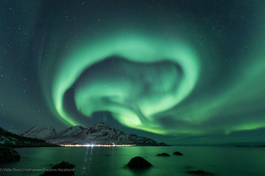 Aurora fototur med profesjonell fotograf - Creative Vacations