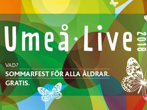 Umeå Live 2018