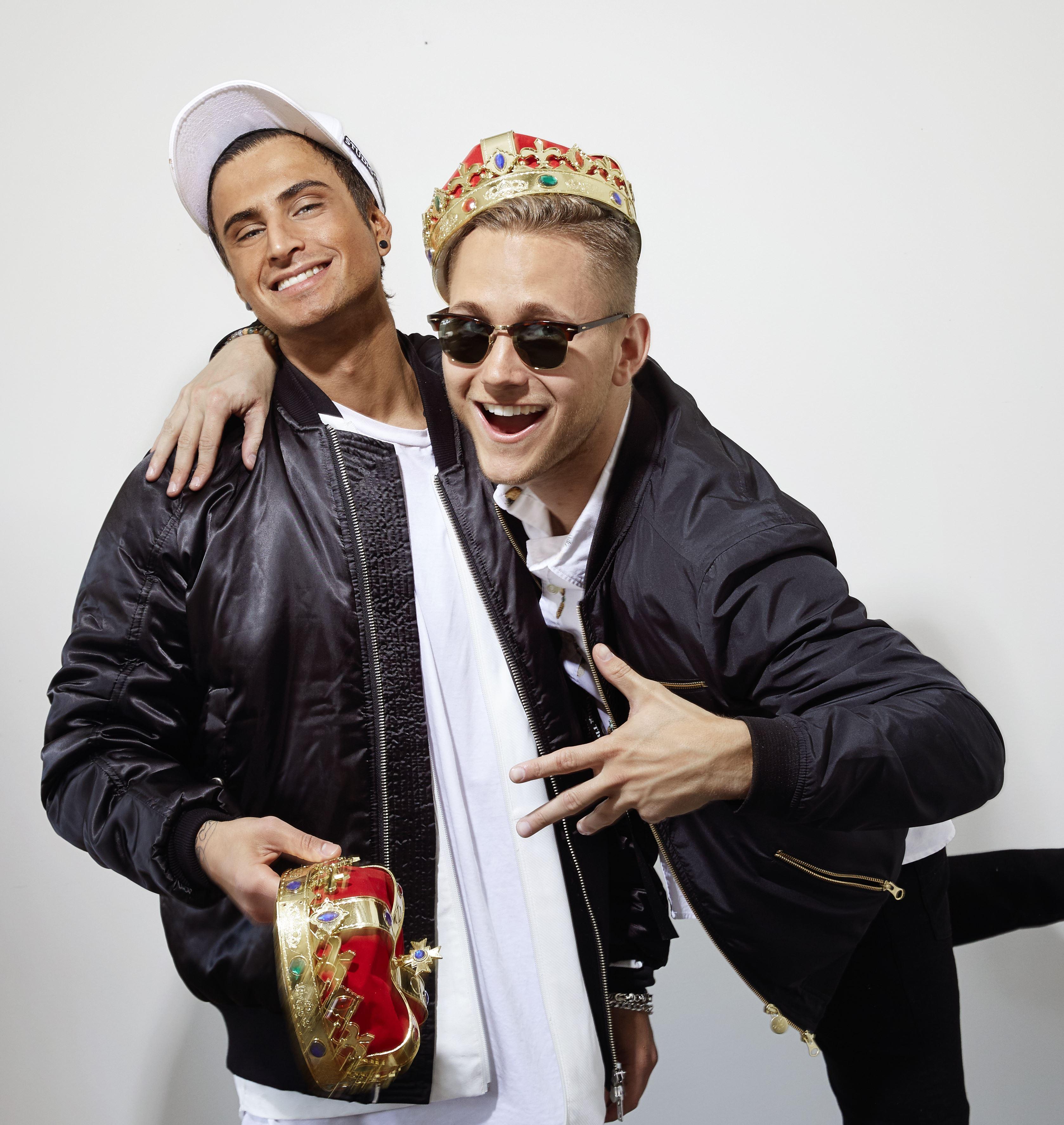 Lovkul: Samir & Viktor på Allsången