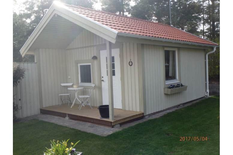 Åhus - Trevlig Stuga i Åhus nära stranden - 4374