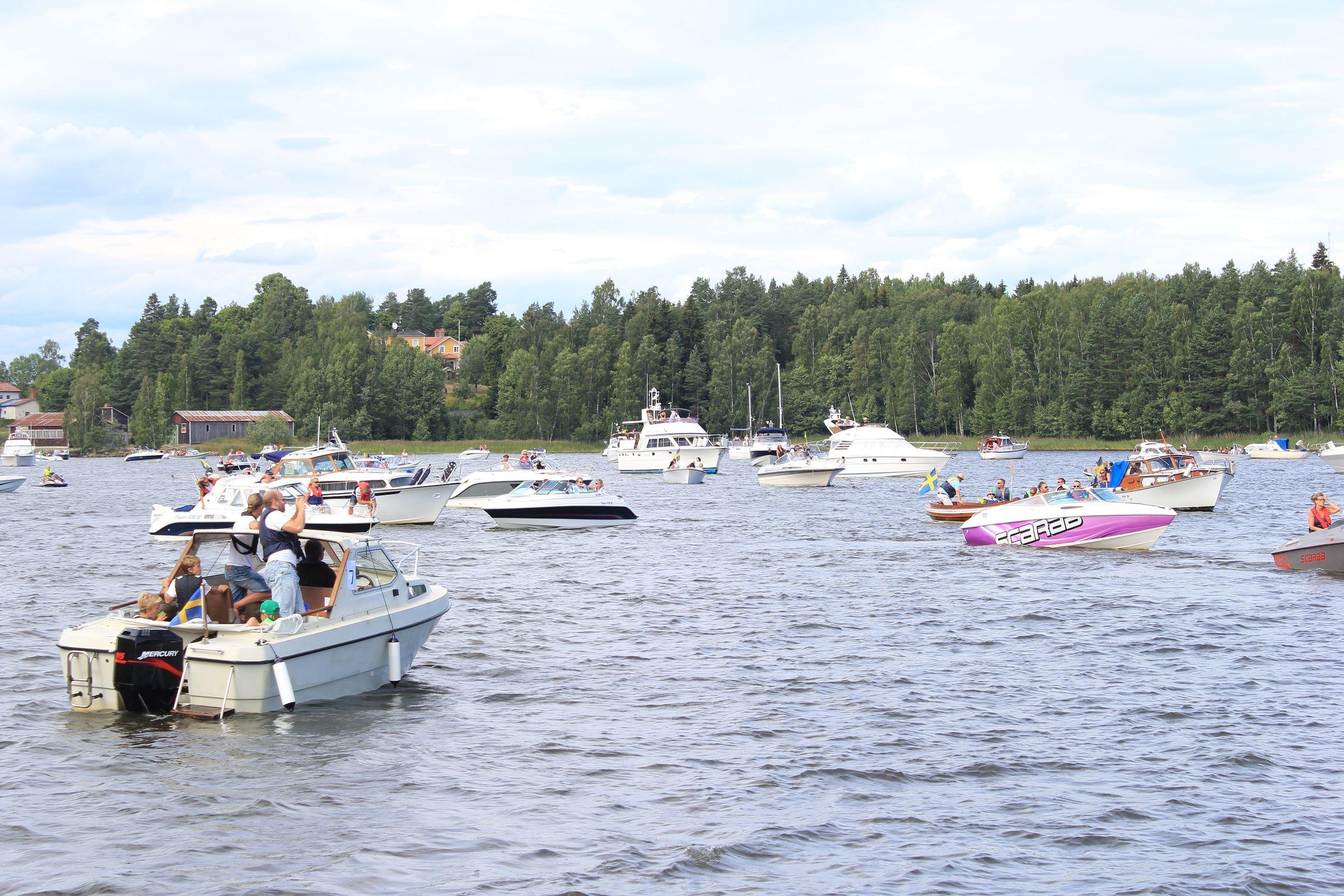Söderhamns skärgårdscruising
