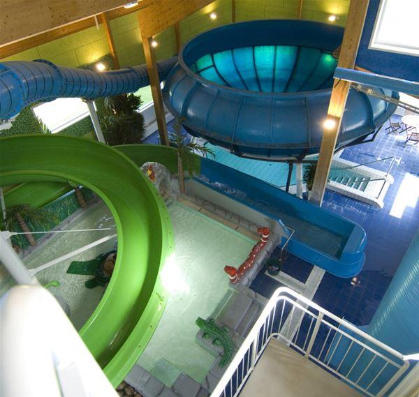 Ljungby Spaßbad - Äventyrsbadet