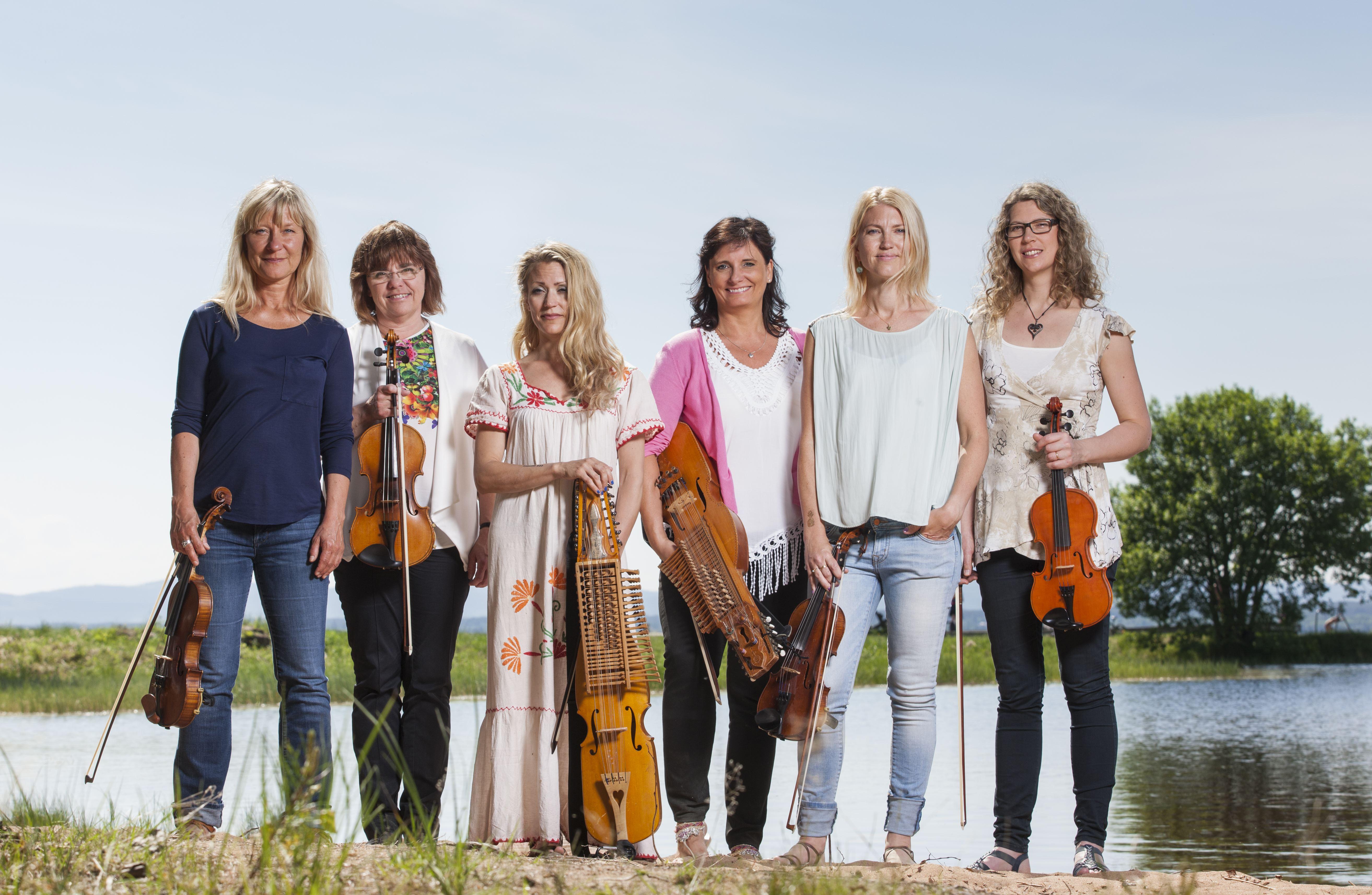 Folkmusikkväll med Systerpolskan