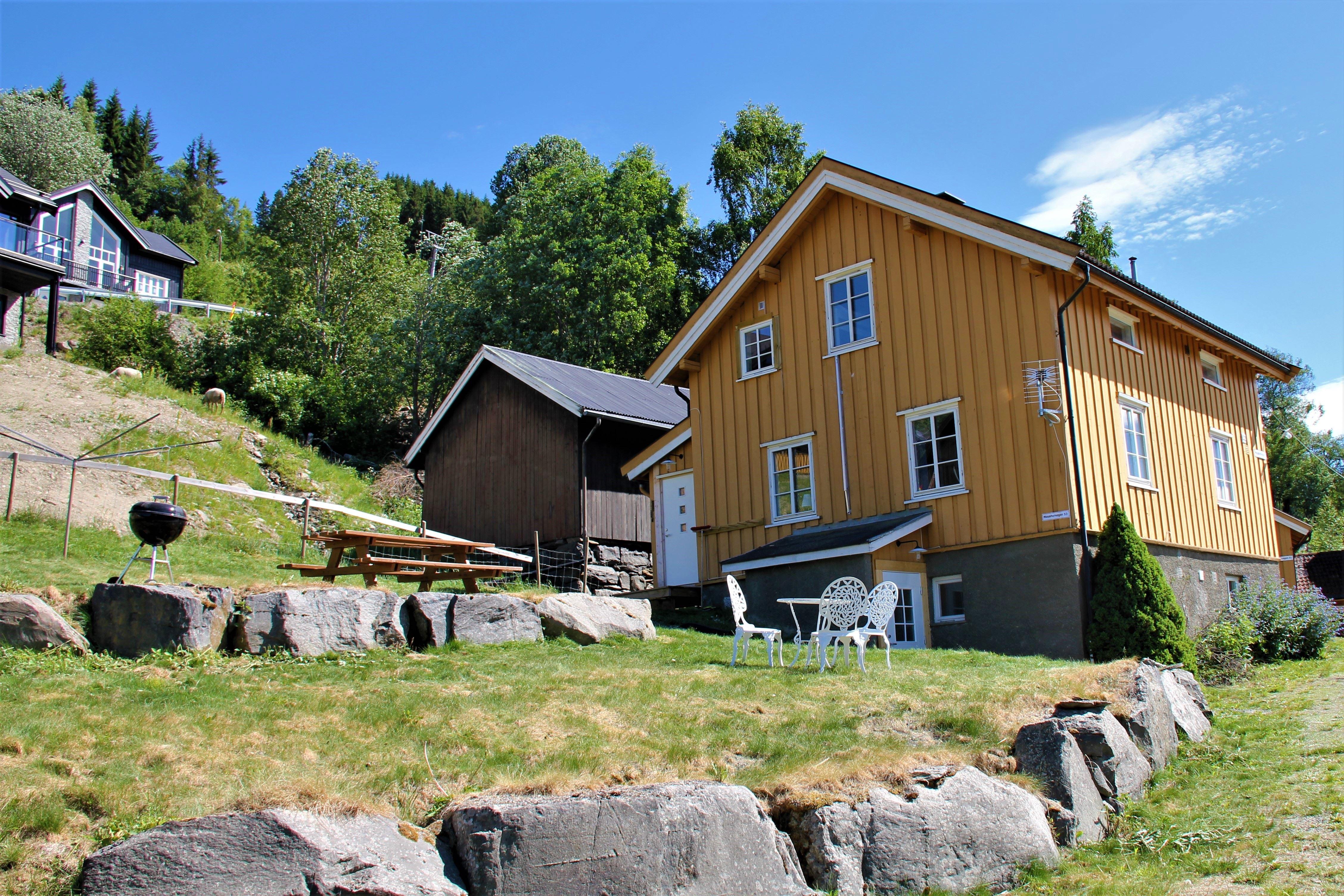 Hafjell Gard tenant's house