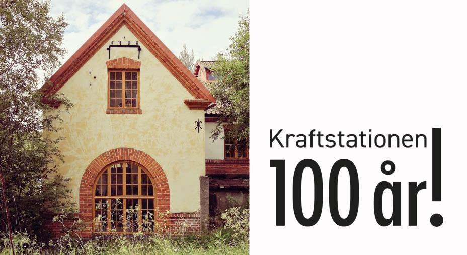 Franshammars Kraftstation firar 100 år!
