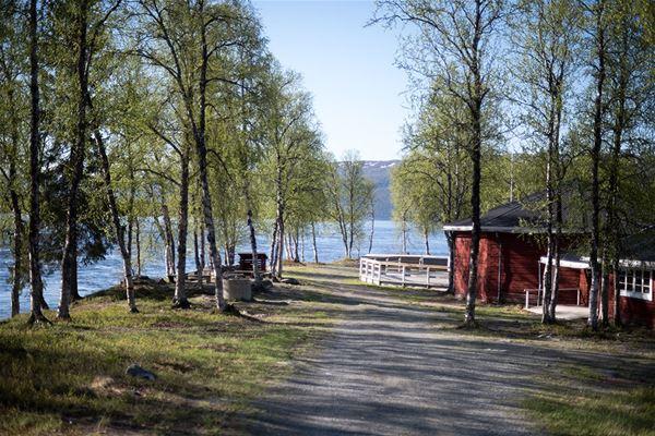 Välkommen till midsommarfirande för hela familjen på Udden i Tärnaby!
