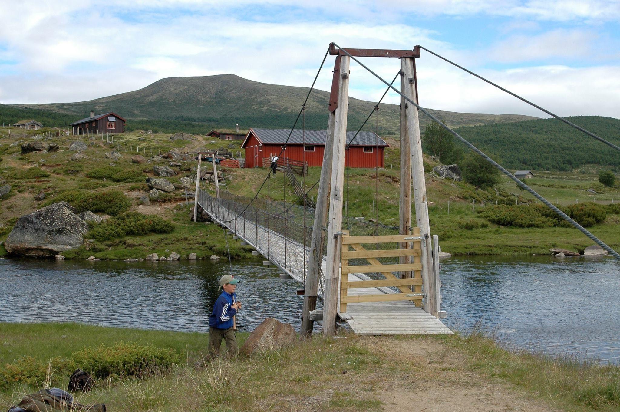 Romsdalssetra, Einnundalen