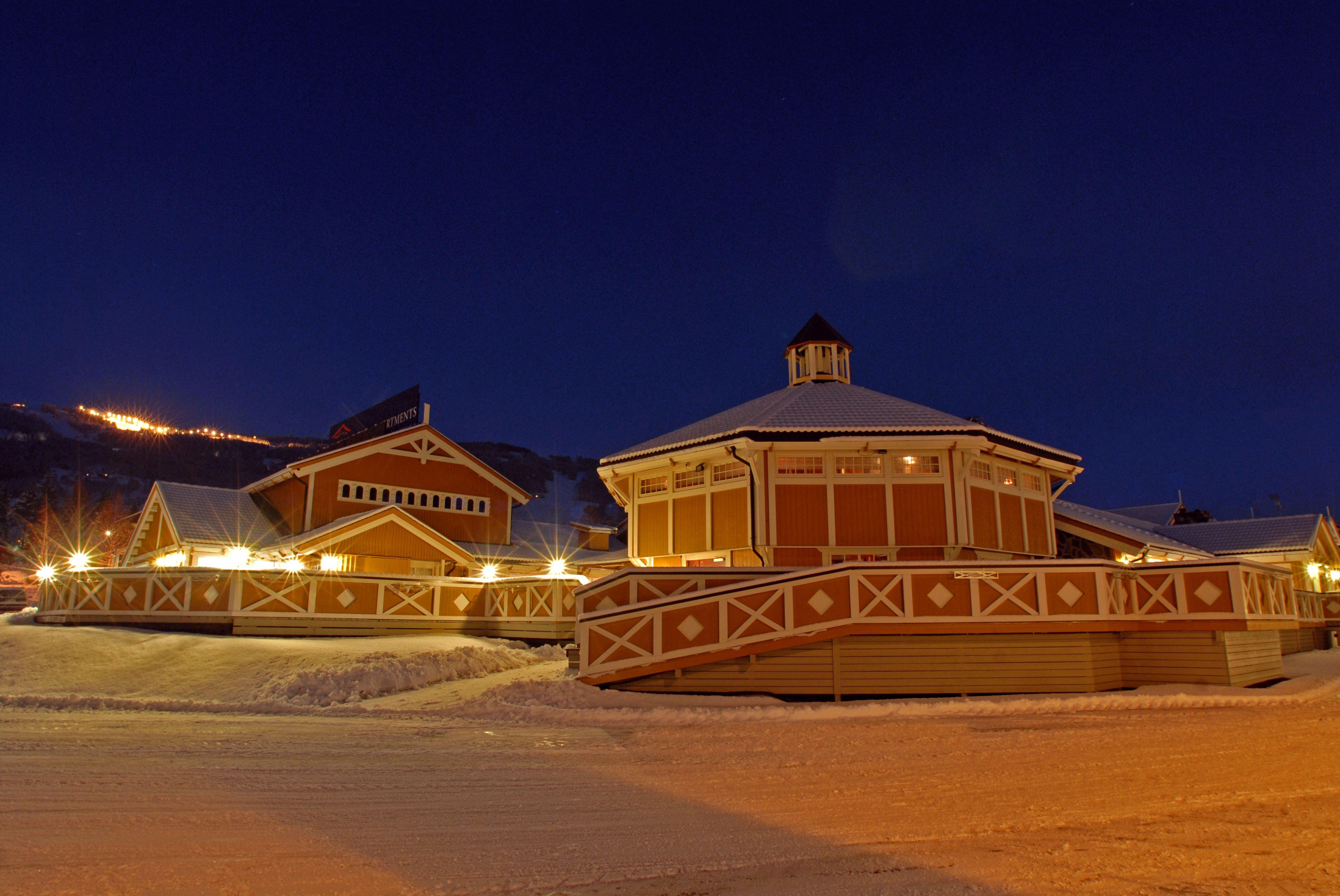 Skibuss Hafjell