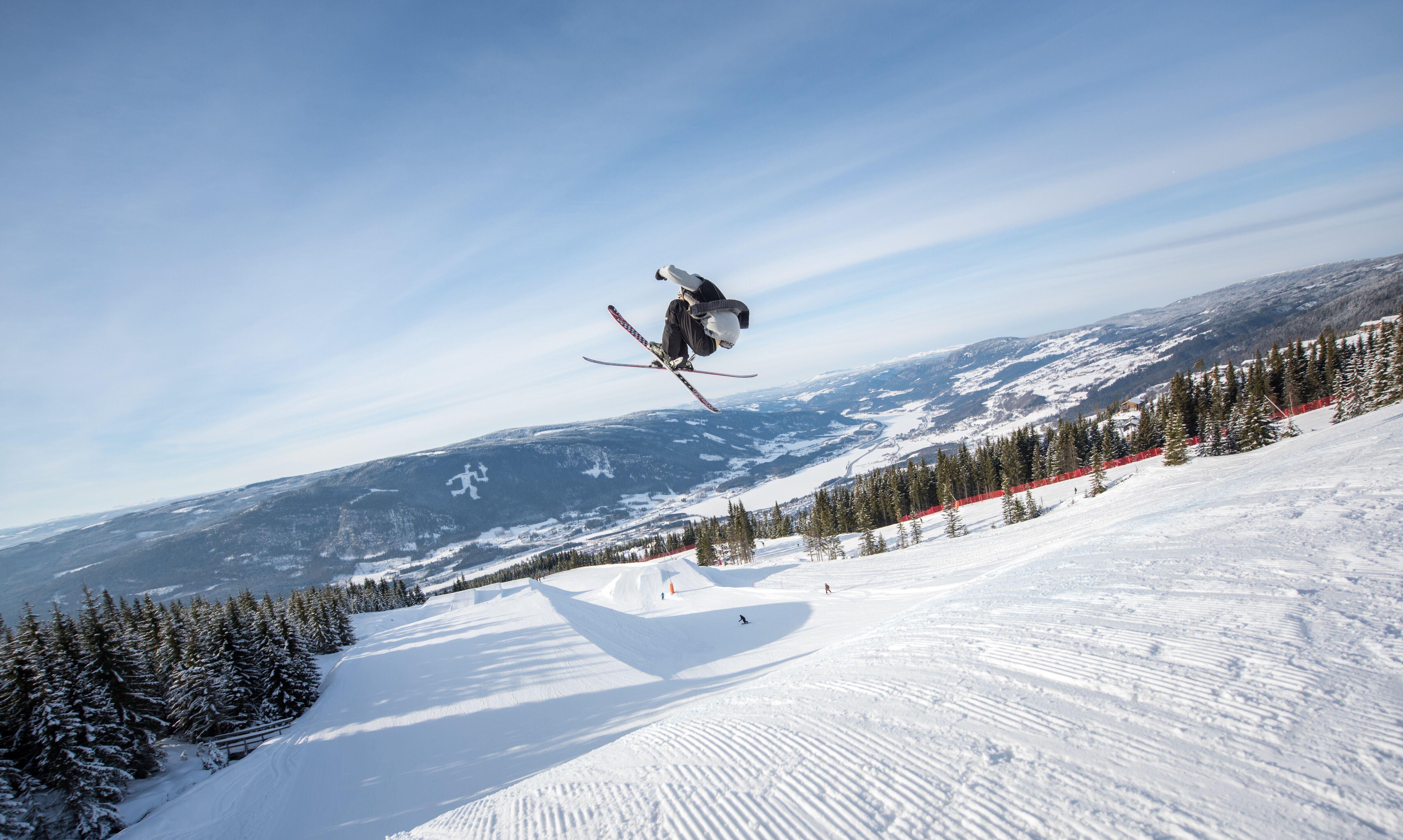 Vegard Breie,  © Hafjell, Alpinco, Hafjellparken