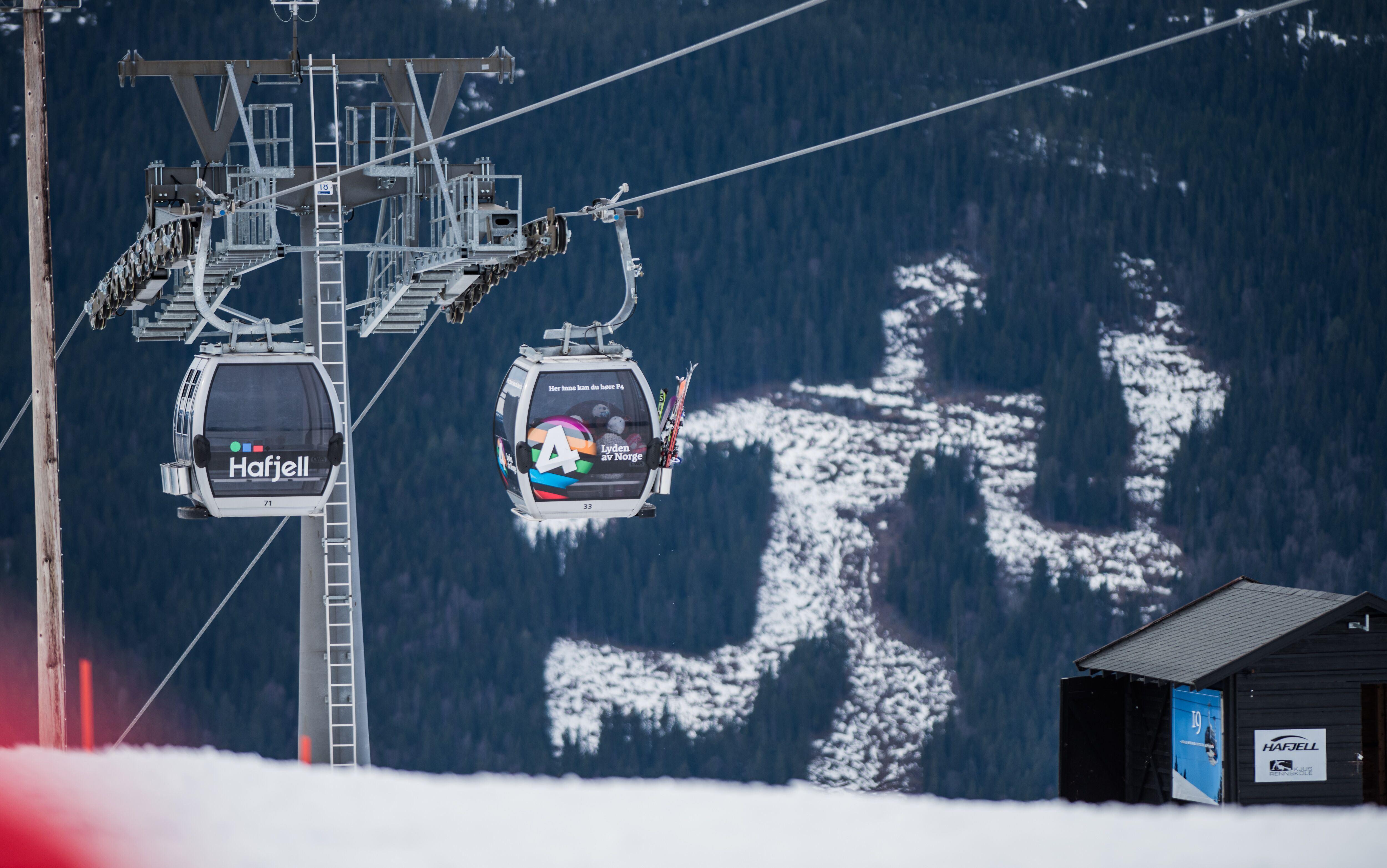 © Alpinco Hafjell, The Gondola in Hafjell Bike Park