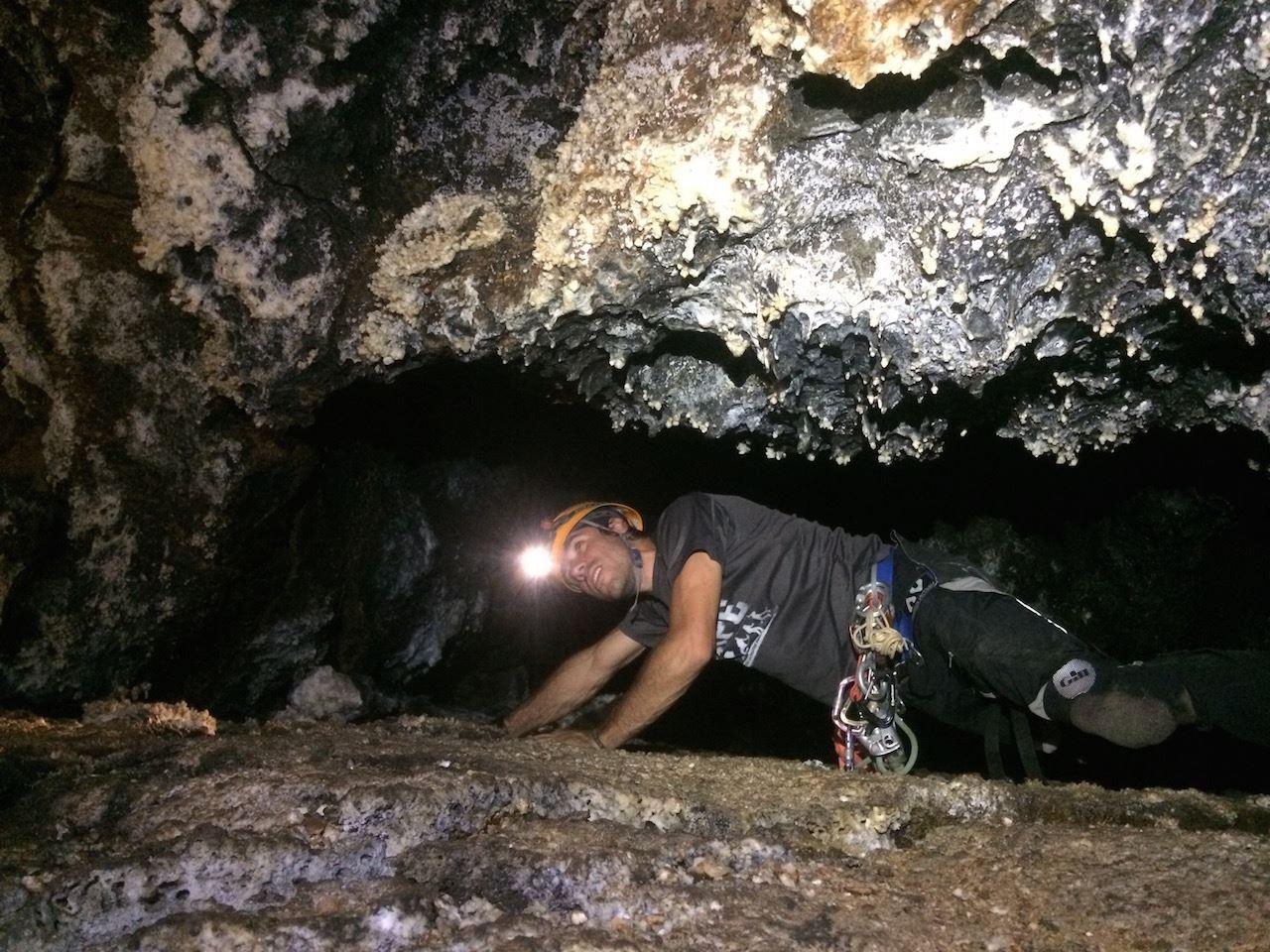 Tunnel suspendu avec Ric à Ric