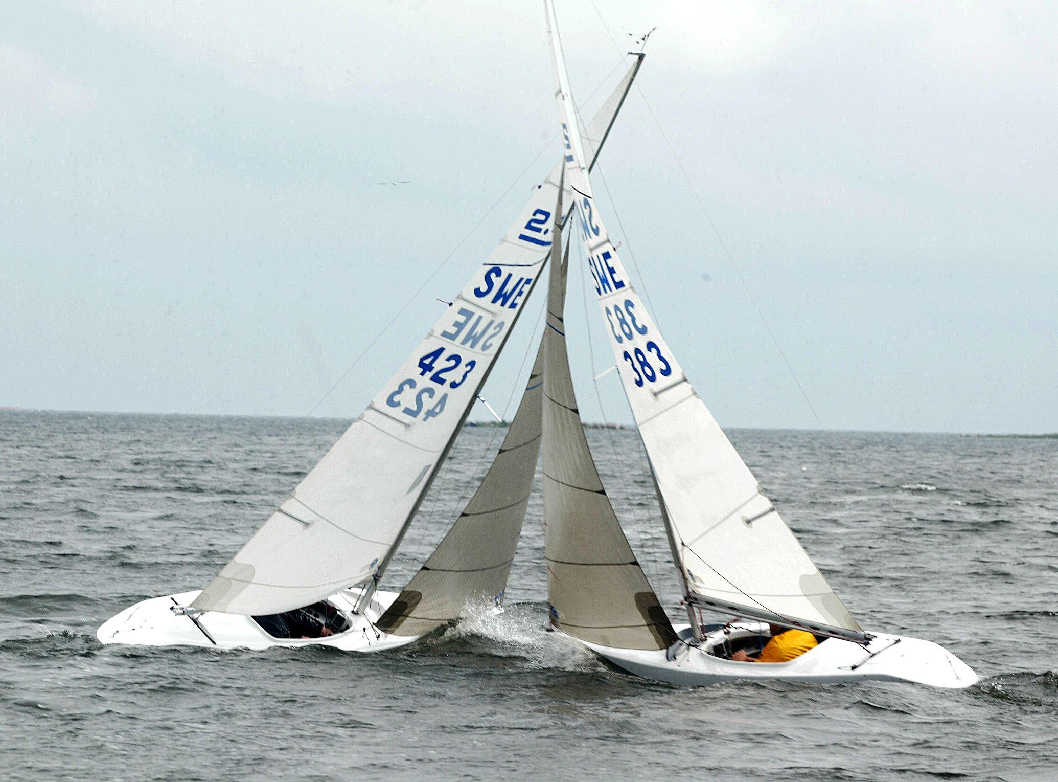 World Sailing Championships 2.4MR