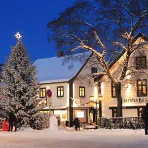 Julegateåpning Lillehammer