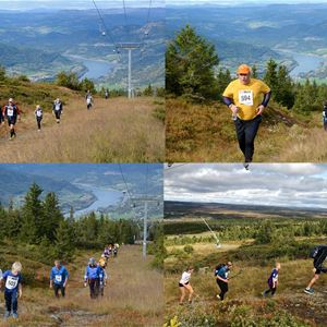 Stein B. Olsen,  © Visit Lillehammer, Hafjell uphill race