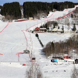 FIS Hafjell Fartsuka