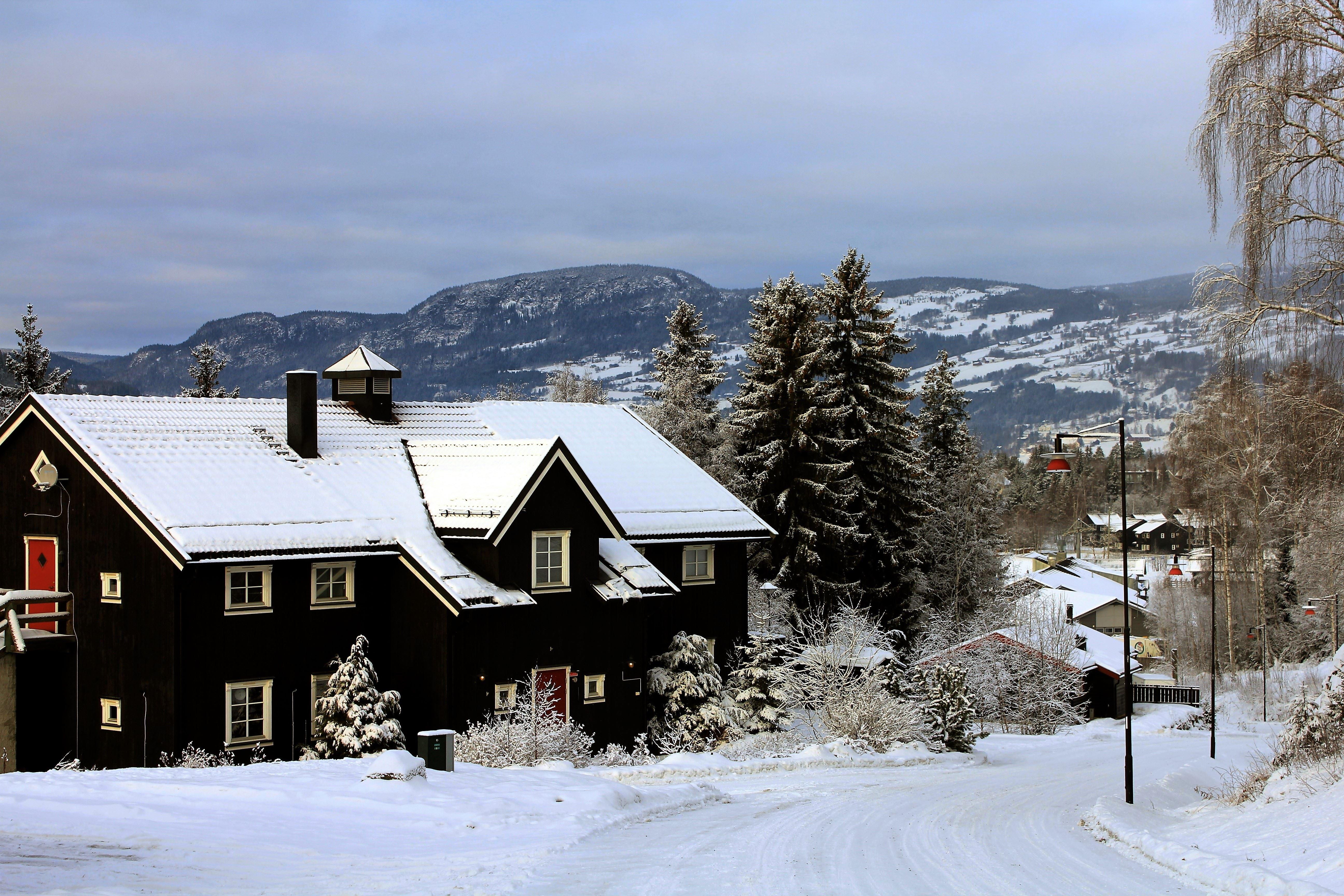 Norwegian championship masters alpine