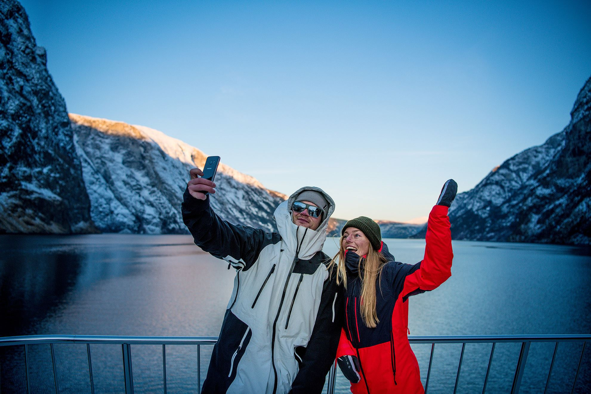 Sverre Hjørnevik, New Years Eve Cruise 2018