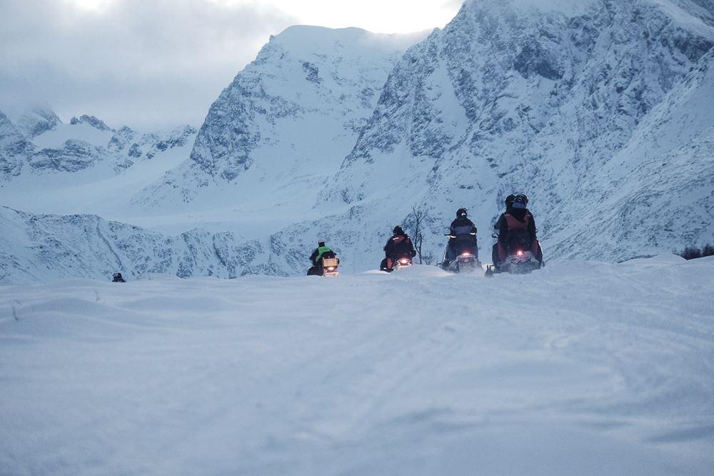 Snowmobile Safari - Tromsø Safari