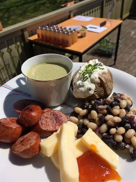 Matvandring - öländska smaker