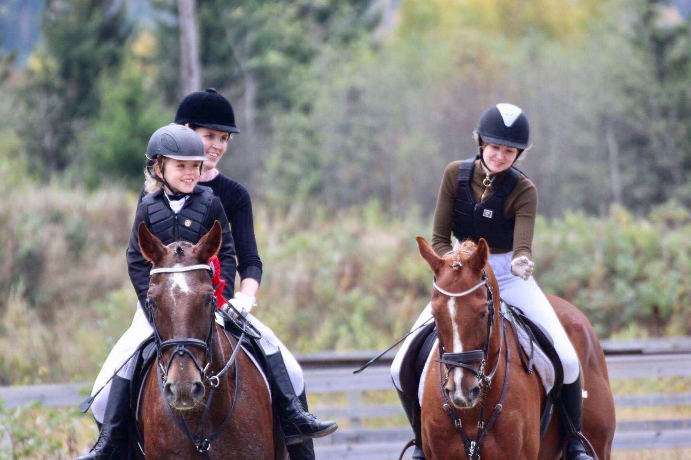 Stall Kankerud rideskolen i Gausdal