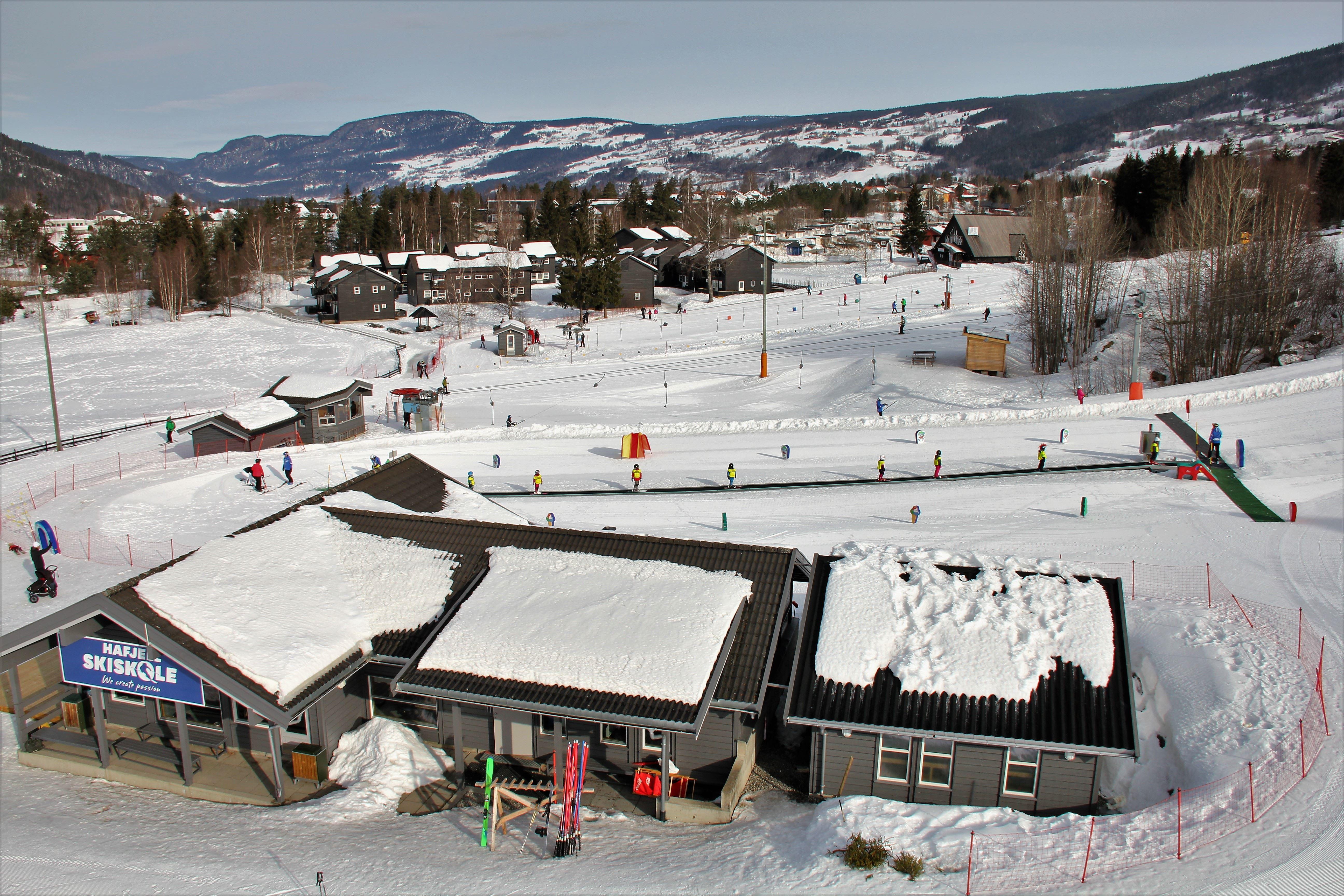 Hafjell ski school