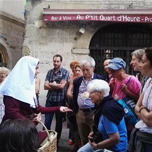 Visites théâtralisées à Pignan
