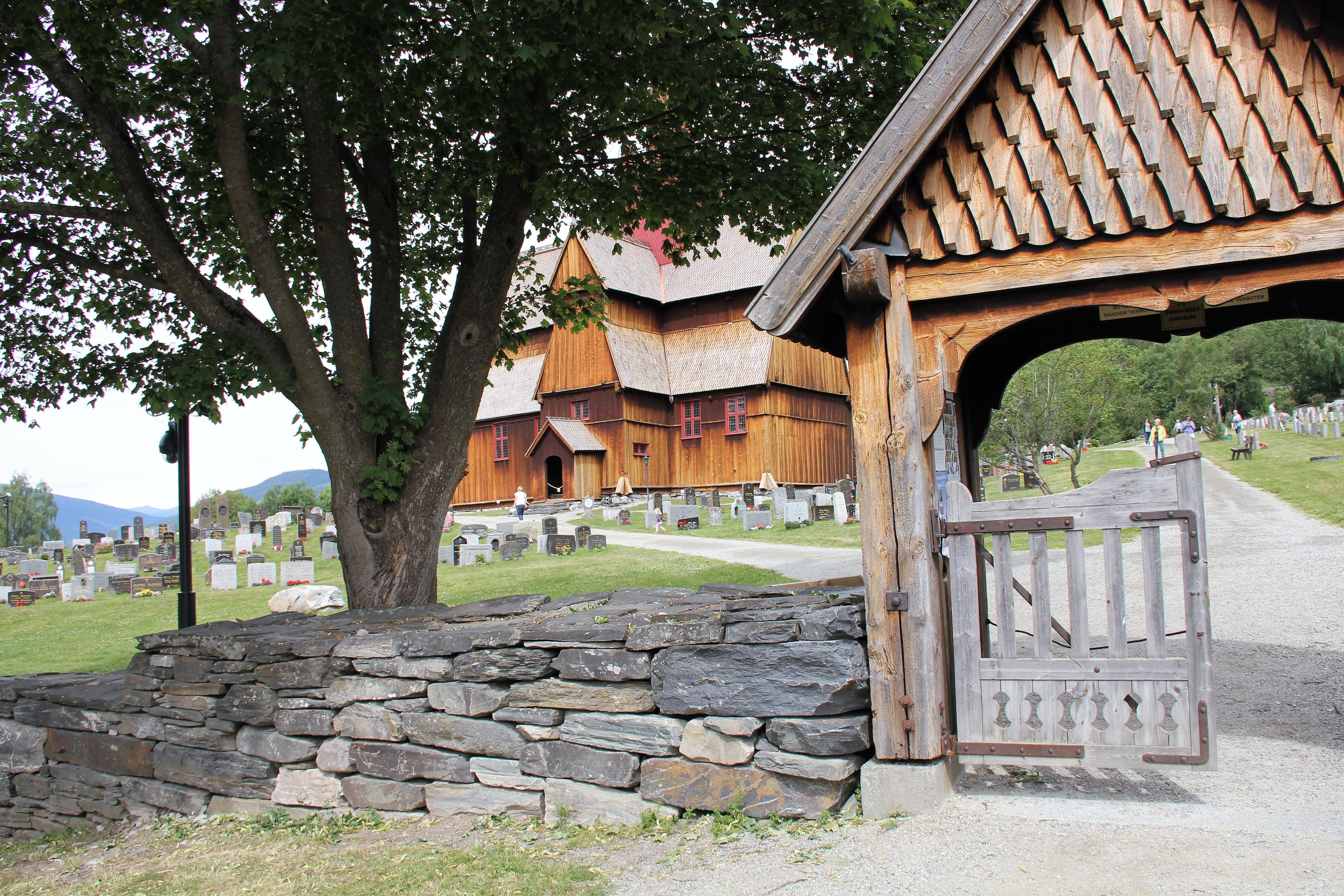 Sommerkonserter i Ringebu stavkirke