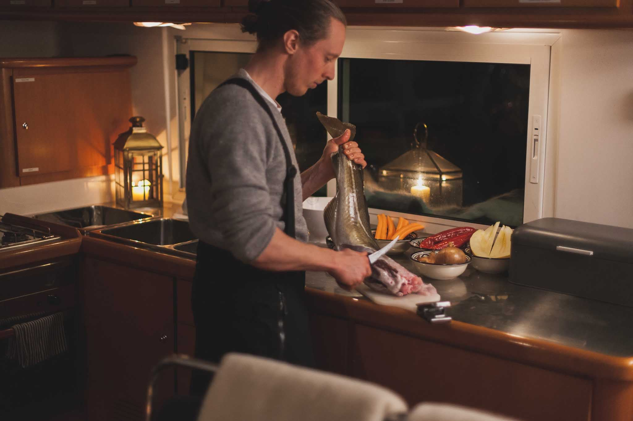 Bait to Plate: Dinner Sailing Experience - Pukka Travels