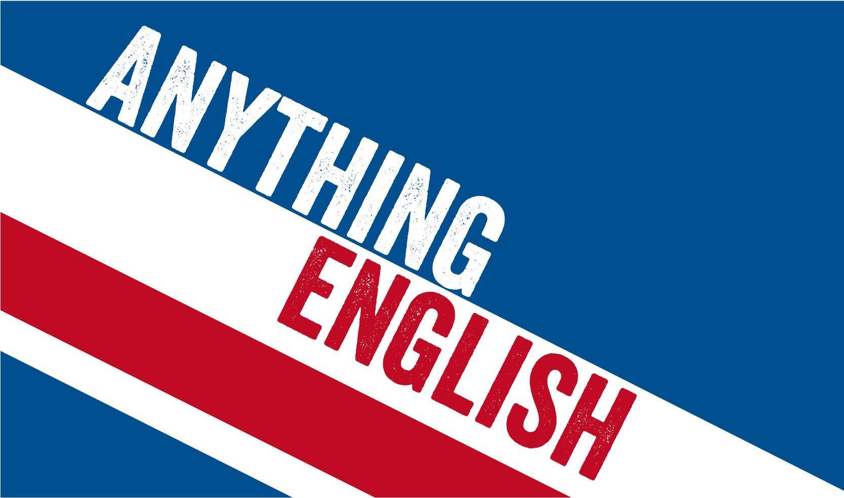 Anything English