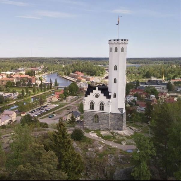Oscarsborg - Observation tower