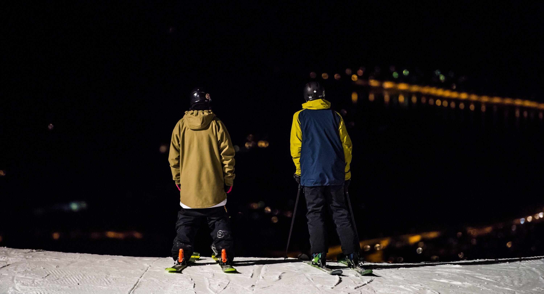 Gisle Johnsen,  © Alpinco Hafjell, Kveldskjøring i Hafjell