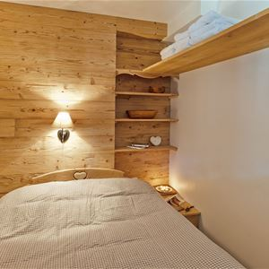 4 rooms 12 people ski in - ski out / ARIONDAZ 242 (Mountain of charm)