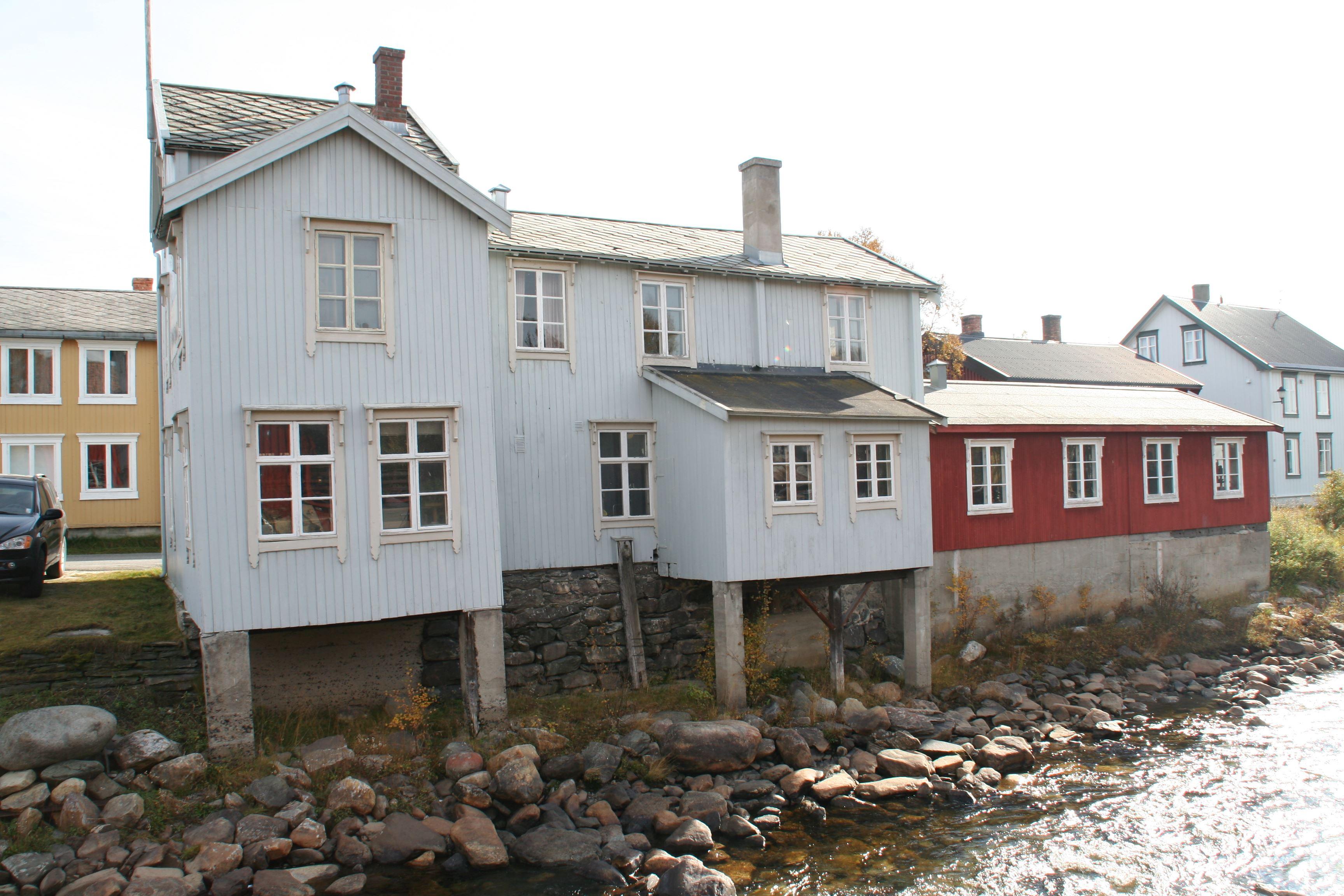 © Rørosmuseet, Sommervandringer: Omvisning i Pressemuseet Fjeld-Ljom
