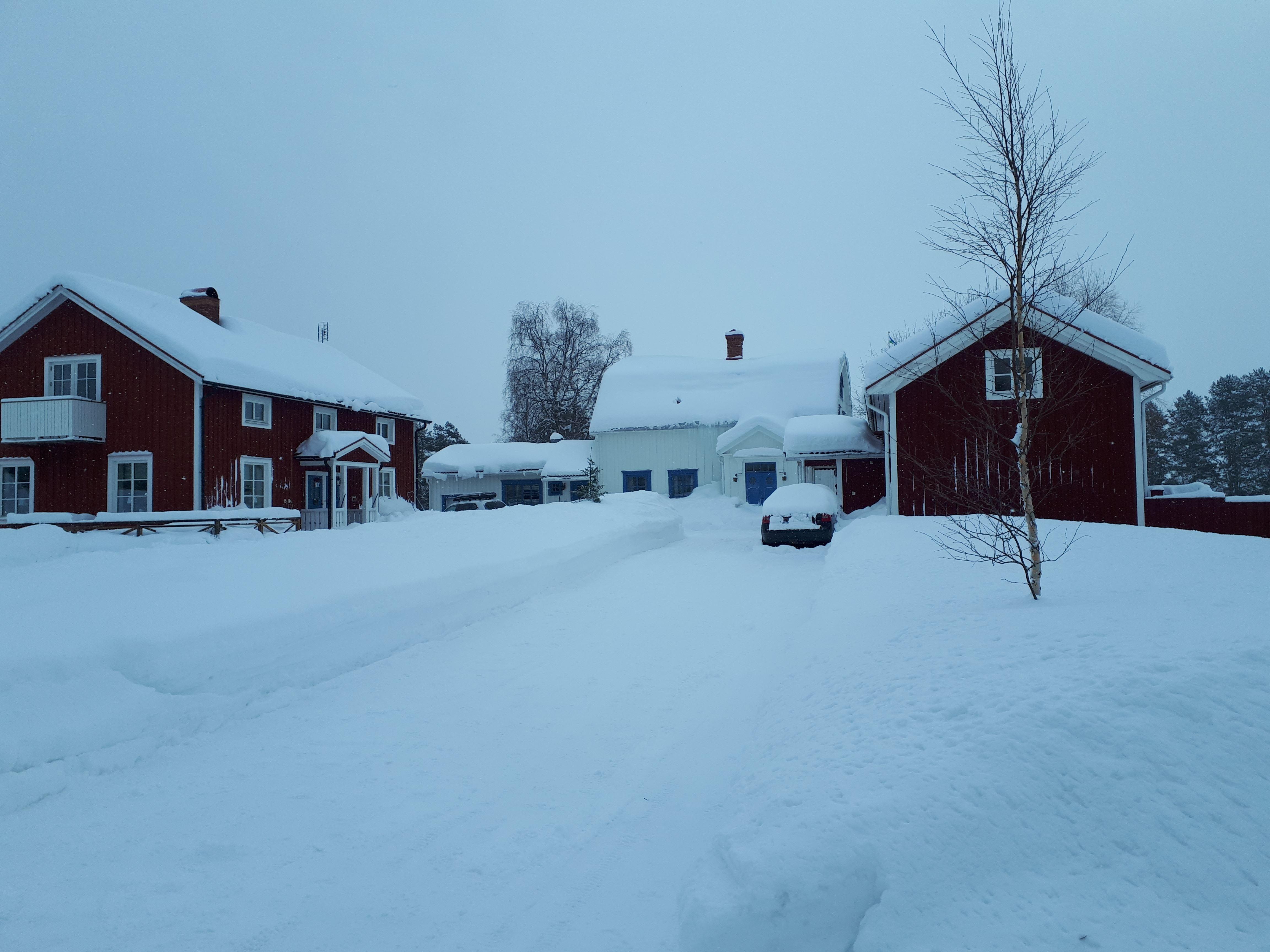 HV062 Hus i Dvärsätt