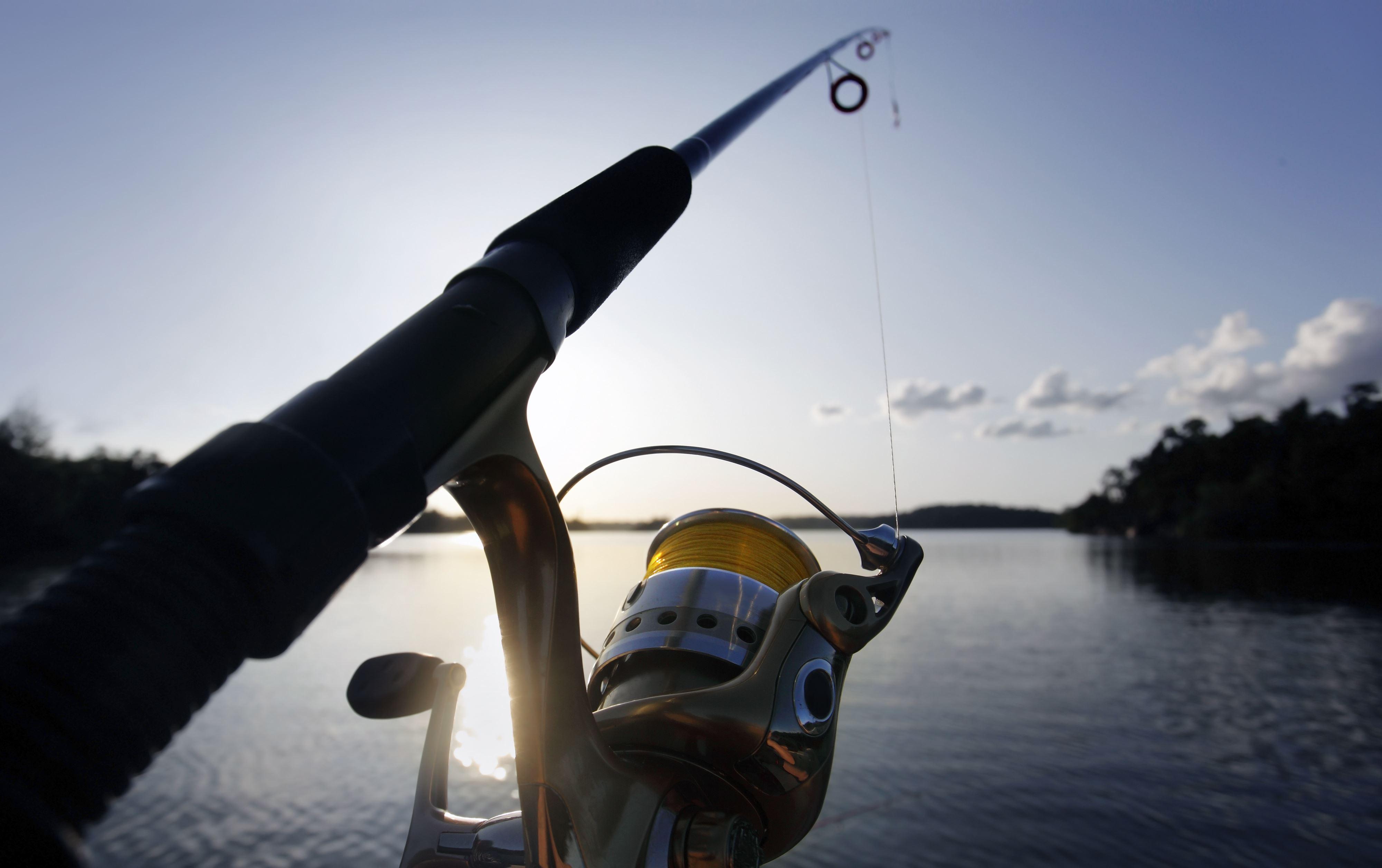 Fishing license: Helgasjön Fish Conservation Association