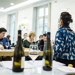 Ecole des vins - Atelier dégustation