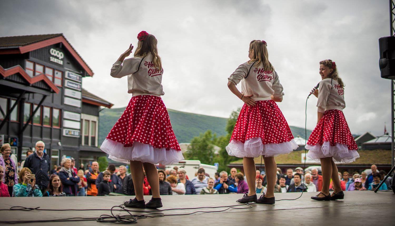 Boogie Feet´s Festival på Dombås