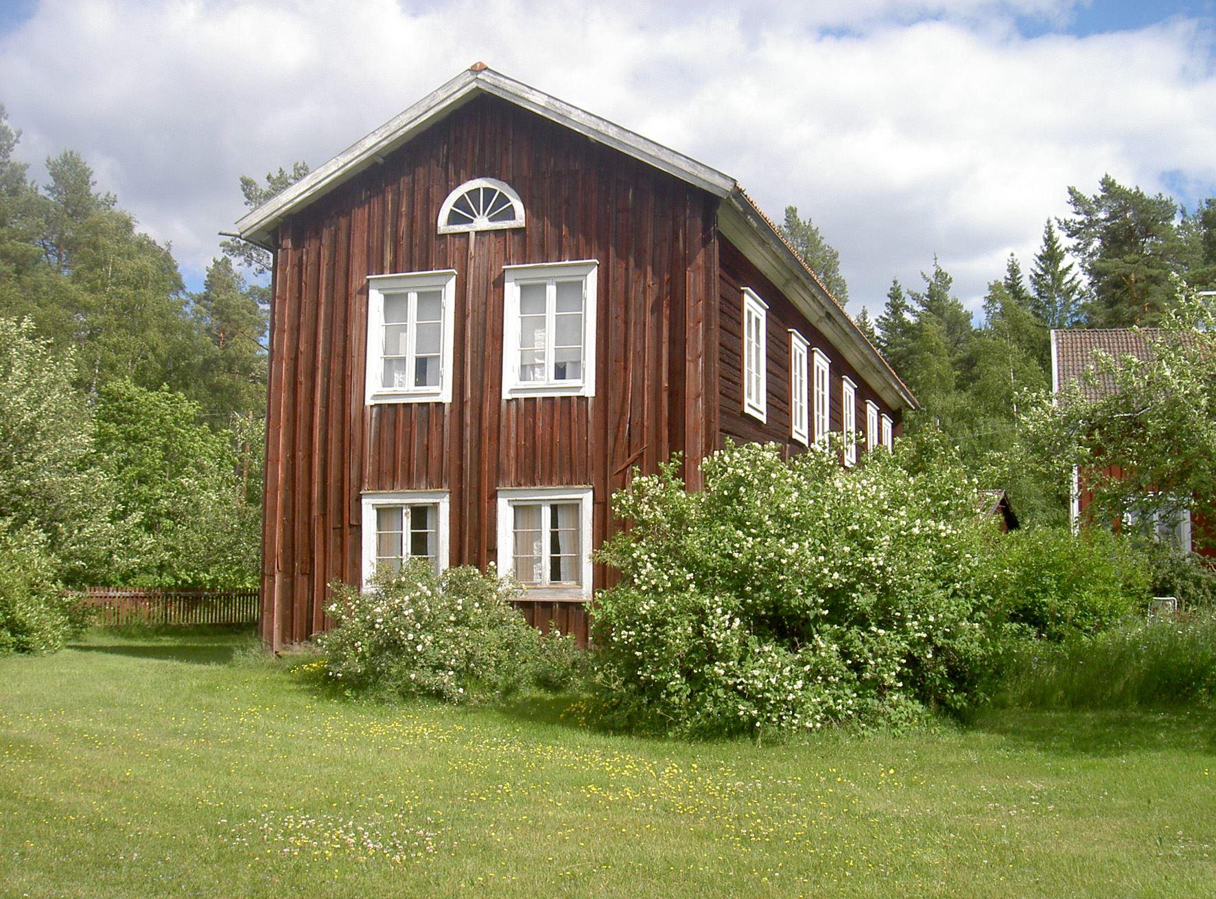 Karin Sandström,  © Karin San dström, väggmålningar