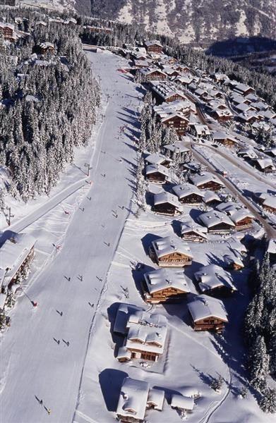 3 pièces 6 personnes skis aux pieds / NOGENTIL A209 (montagne de charme)