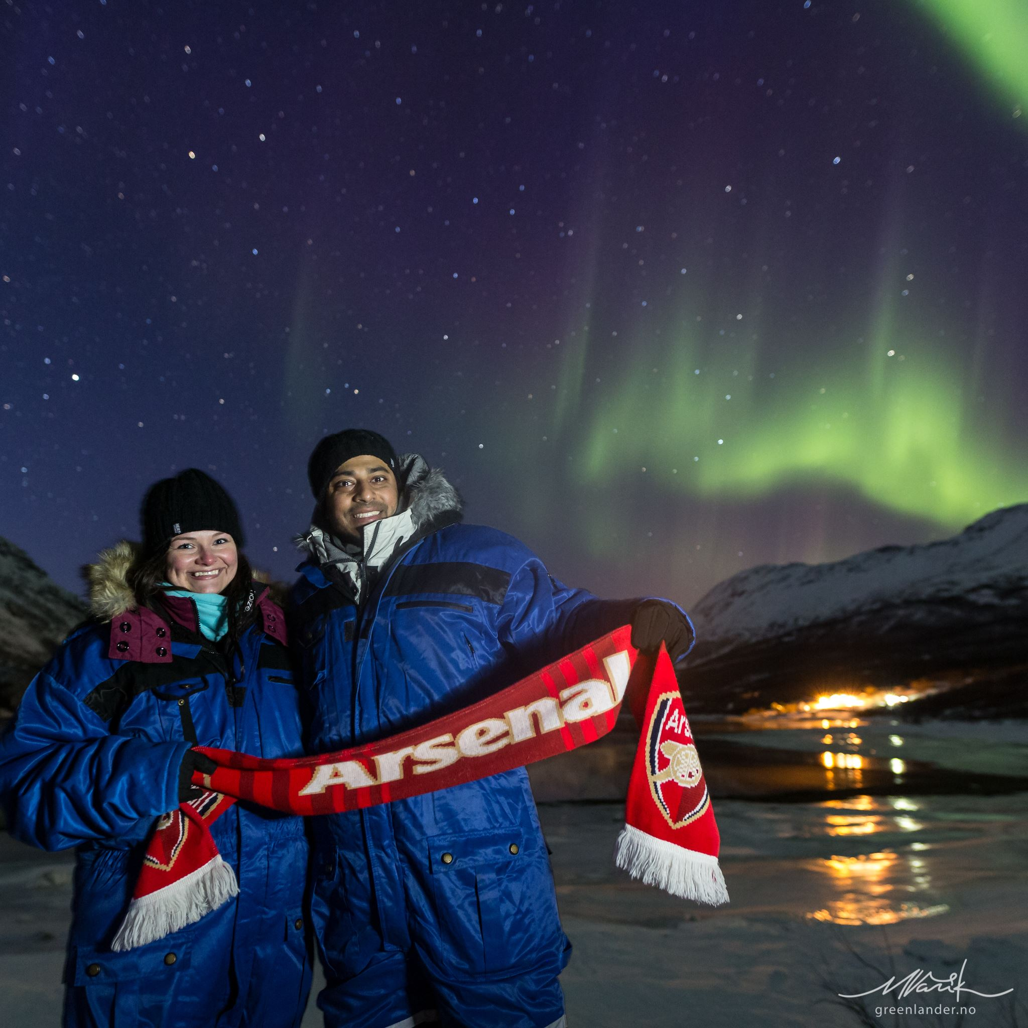 Private Northern Lights expedition with Arctic Truck - Greenlander