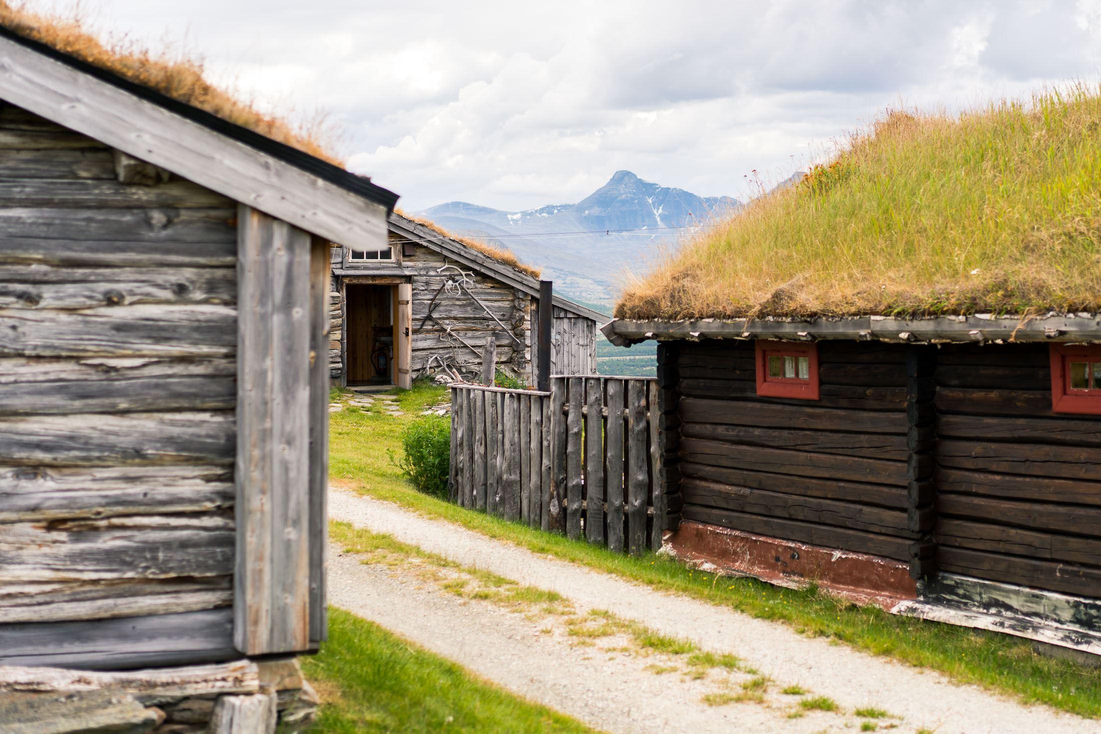 Bergseng Seter i Grimsdalen